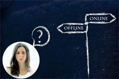 Онлайн против офлайна. Оценка эффективности каналов коммуникации