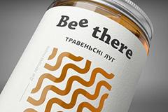 Язык пчел в дизайне упаковки меда от AIDA Pioneer