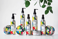 Fabula Branding: чистый дизайн для экологически чистой косметики Pari Satiss