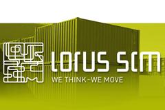 Айдентика для оператора логистических услуг Lorus SCM