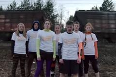 Креативное агентство MORE и Merrell открыли беговой клуб в деревне Грязино