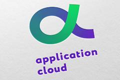 Разработка графической концепции бренда Application Cloud