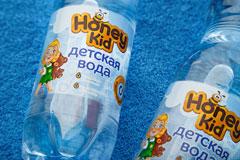 Упаковка СТМ различных видов детской продукции Honey Kid для X5 RETAIL GROUP