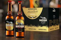 Barsook - новая марка пива Суздальской Пивоваренной Компании