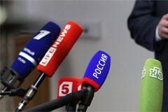 """""""Первый канал"""" стал главным источником новостей для молодых россиян"""