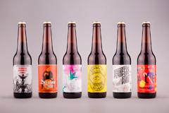 Collabeeration - первая дизайн-коллаборация в отечественном крафтовом пиве