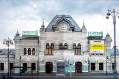 Рижский вокзал стал объектом культурного спонсорства Kärcher