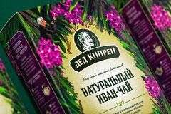 """Бренд-легенда для иван-чая: разработка торговой марки """"Дед Кипрей"""""""