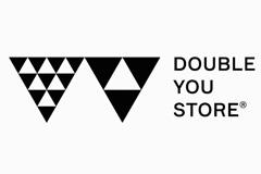 Бренд для магазина техники и аксессуаров Double You