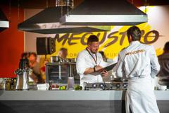 Ampersand разработал концепцию и фирменный стиль нового гастрономического фестиваля MEGUSTRO