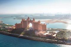 Atlantis, The Palm дарит пассажирам лондонского такси поездку в Дубай