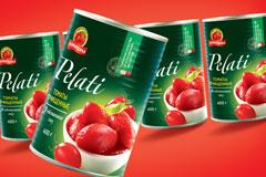 """SOLDIS Branding создал образ итальянской линейки """"Помидорка"""" Pelati"""