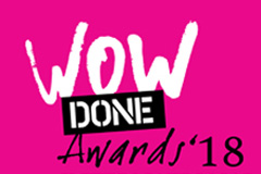Старт WOW DONE AWARDS 2018!