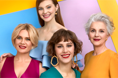 """Oriflame представляет новую рекламную кампанию """"У красоты нет возраста"""""""