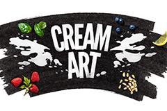 Брендинг растительных сливок Creamart