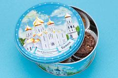 Рассказать историю и передать атмосферу: разработка упаковок для печенья Брянконфи