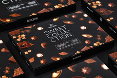 Sweet Collection: новая линейка шоколада премиум-класса от BonGenie и Fabula Branding