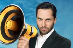 """""""Говори, говорю!"""" - Александр Ревва в новой рекламной кампании """"Билайн"""""""