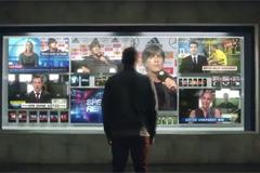 Samsung рассказал историю золотого мальчика Марио Гетце