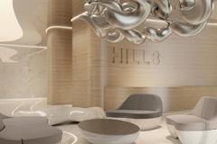 """Идеология визуального комфорта: BBDO Branding разработало айдентику бренда Hill8 для группы """"Сити-XXI век"""""""