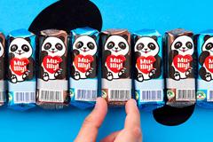 Глазированные сырки с пандой получили редизайн и новое имя от Fabula Branding