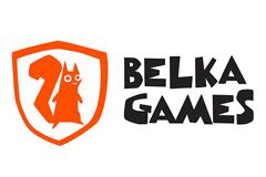 Белка пришла! Ребрендинг и фирменный стиль разработчика игр Belka Games
