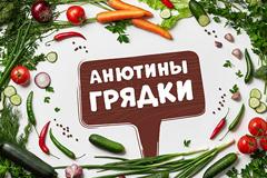"""""""Анютины грядки"""" - торговая марка органической продукции от Fabula Branding"""