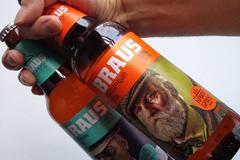 ASGARD Branding осуществил комплекс работ по запуску пива BRAUS
