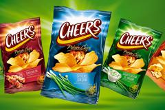 Soldis Communications разработал новый международный бренд чипсов