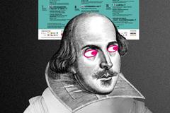 Ирония и провокация в айдентике международного форума театрального искусства TEART