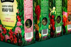 """Дизайн упаковки, вдохновленный природой: видовая отстройка для серии чаев """"Дед Кипрей"""" от Fabula Branding"""