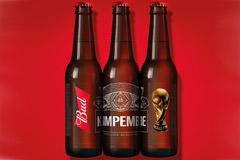 Именной дизайн пива Bud от Charsky studio