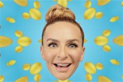Кейс: Madness засыпало Екатерину Варнаву лимонами в рекламе Локо-Банка