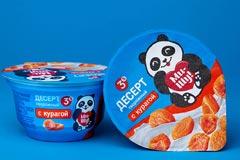 Больше лакомств от беларуской панды