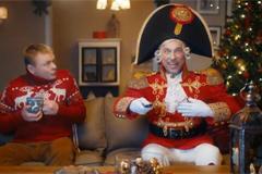 МТС запустила новогоднюю рекламу с Дмитрием Нагиевым в роли Щелкунчика и Мышиного короля