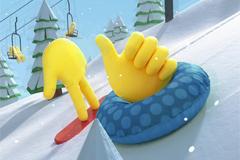 """Зима – это """"Супер"""": телеканал представил новое эфирное оформление"""