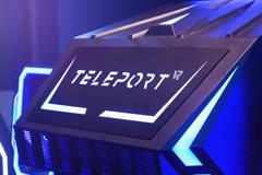 Айдентика нового измерения: Fabula Branding для Teleport VR