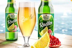 Лимонад с пивом: Разработка бренда Zatecky Gus Radler