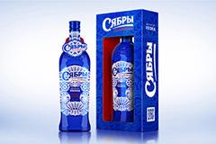 """САМАБЫТНАЯ"" - белорусская водка от ARMBRAND"