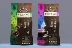 Новый бренд кофе Verano