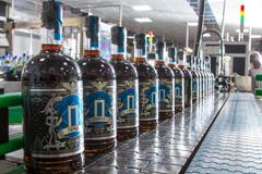 """Брендинговое агентство Unibe разработали дизайн для водки, настойки и джина бренда """"Парма"""""""
