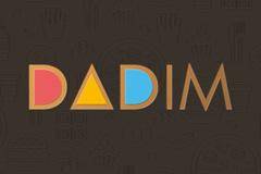 Дизайн интерьера и экстерьера кафе DADIM