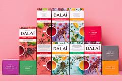 Dalai: чаепитие как философия - новый кейс от Fabula Branding