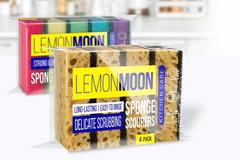 """Агентство """"МЕТРОПОЛИЯ"""" разработало дизайн упаковки для бренда """"LemonMoon"""""""