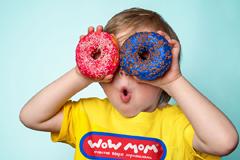 WOW MOM - бренд детского развлекательного центра