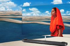 Рекламная кампания в поддержку премиальных OLED телевизоров LG: умное изображение, интеллектуальный звук
