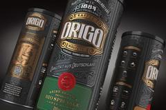 """Кофе ТМ """"ORIGO"""" - новый проект от STUDIOIN"""