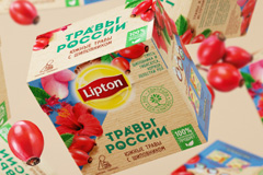 "Lipton ""Травы России"""