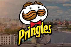 Carat и Posterscope провели для Pringles комбинированную OOH кампанию c использованием технологии лентикулярных линз