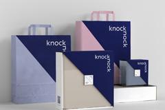 """Tomatdesign """"упаковал"""" бренд постельного белья и товаров для дома Knock Knock"""